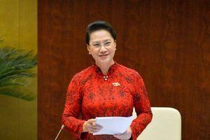 Hôm nay miễn nhiệm Chủ tịch Quốc hội, Chủ tịch Hội đồng Bầu cử Quốc gia