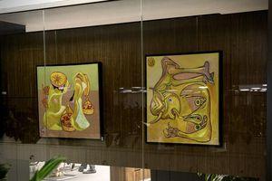'Nghệ thuật đảo ngược' từ phòng tranh triển lãm đến ý nghĩa cuộc sống