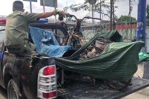 Nhân chứng kể nỗ lực dập lửa bất thành vụ 6 người chết cháy ở TP.HCM