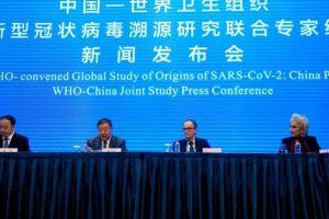 WHO: Nguồn gốc bệnh COVID-19 khó có khả năng rò rỉ từ phòng thí nghiệm