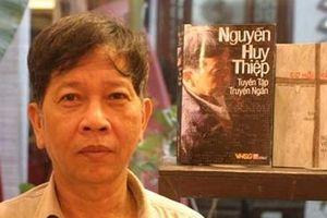 Vĩnh biệt Nguyễn Huy Thiệp:'Những ngọn gió Hua Tát' đã về trời...!