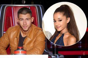 NÓNG: Ariana Grande thay Nick Jonas làm huấn luyện viên 'The Voice' bản Mỹ mùa 21