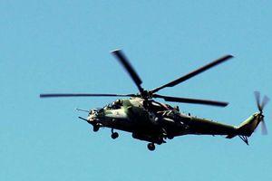 Trung tướng Nga tiết lộ mục đích sử dụng trực thăng tấn công Mi-35 ở Syria