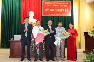 Đồng chí Nguyễn Ngọc Sâm giữ chức Phó Chủ tịch tỉnh Kon Tum