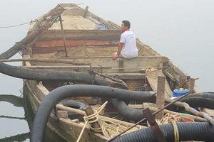 Quảng Bình: Ngăn chặn nạn khai thác cát trái phép trên các tuyến sông