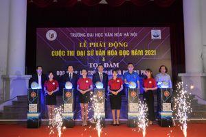 Phát động cuộc thi Đại sứ Văn hóa đọc năm 2021