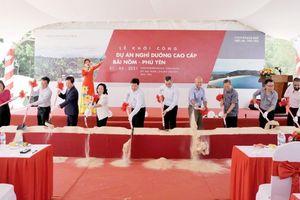 Phú Yên khởi công Dự án nghỉ dưỡng cao cấp Bãi Nồm