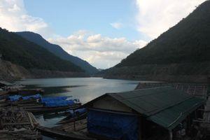Ngược dòng Nậm Nơn tới biên giới Việt - Lào