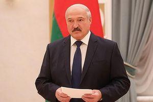 Tổng thống Belarus hành động, các quốc gia đã trừng phạt Minsk chuẩn bị hứng 'đòn'