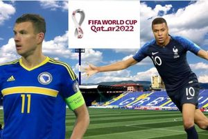 Vòng loại World Cup 2022 đêm nay: Dự đoán kết quả, đội hình xuất phát trận Pháp - Bosnia và Anh - Ba Lan