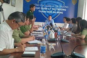Tăng cường chống buôn lậu, gian lận thương mại trên địa bàn thành phố Đà Nẵng