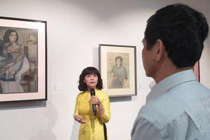 Một nhà sưu tập người Nhật tặng Đà Nẵng 238 bức tranh của các họa sĩ nổi tiếng Việt Nam