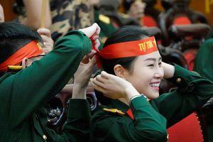 Tuổi trẻ Quân đội thực hiện hơn 1.500 công trình, phần việc trong Tháng Thanh niên