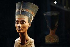 Tái tạo gương mặt Nữ hoàng Ai Cập đẹp nức tiếng nhờ trí tuệ nhân tạo