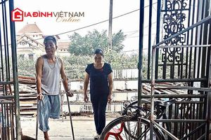 Ông chủ khuyết tật tạo công ăn việc làm cho hàng chục người cùng cảnh ngộ