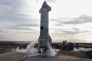 Phi thuyền Starship SN11 của SpaceX phát nổ khi hạ cánh