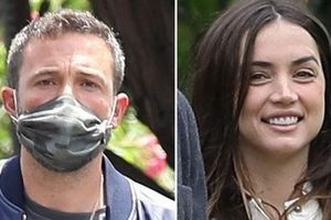 Ana de Armas phủ nhận tin đồn tái hợp Ben Affleck?