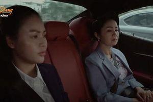 'Hướng dương ngược nắng' tập 48: Châu gặp nạn trên đường trở về