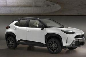 Toyota Yaris Cross Adventure 2021 ra mắt, diện mạo hoàn toàn mới