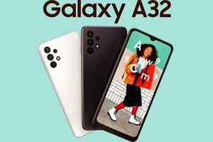 Samsung Galaxy A32 và A52 5G chính thức lên kệ tại Việt Nam