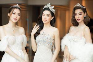 Lương Linh - Kiều Loan - Tường San đọ sắc rạng ngời, sẵn sàng trao vương miện cho người đẹp kế nhiệm