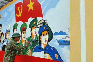LLVT tỉnh: Tham gia tuyên truyền, đảm bảo an toàn cuộc bầu cử