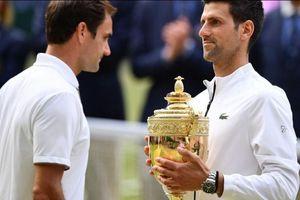 Federer: 'Tôi mất một tiếng để quên trận thua Djokovic'