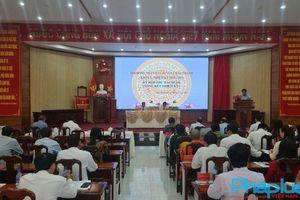 HĐND huyện Châu Thành, tỉnh Kiên Giang: Từng đại biểu thể hiện tốt tinh thần trách nhiệm trước cử tri
