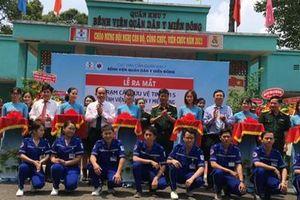 Ra mắt trạm cấp cứu vệ tinh 115 thứ 38 tại TP Hồ Chí Minh