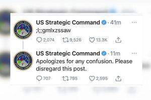 Tweet nghi làm lộ mã phóng vũ khí hạt nhân của Mỹ là 'tác phẩm' của một đứa trẻ