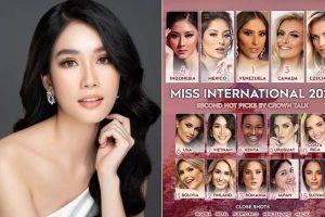 Á hậu Phương Anh lọt 'top' nhiều bảng bình chọn Hoa hậu Quốc tế 2021