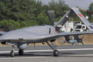 Quân đội Ukraine tập trận sử dụng UAV của Thổ Nhĩ Kỳ dọc bờ Biển Đen