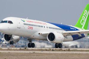 Mỹ ngăn cản tham vọng phát triển hàng không của Trung Quốc