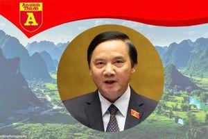 Tiểu sử tân Phó Chủ tịch Quốc hội Nguyễn Khắc Định