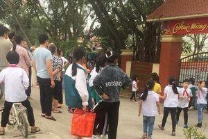 Đan Phượng (Hà Nội): Đang làm rõ vụ học sinh lớp 9 đâm chết nam sinh lớp 8