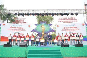 Herbalife cùng Tổng Cục Thể dục Thể thao vinh danh VĐV, HLV