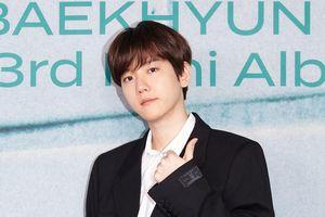 Baek Hyun (EXO) phát hành MV cuối trước khi nhập ngũ