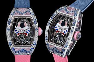 5 mẫu đồng hồ nữ có thiết kế tinh xảo
