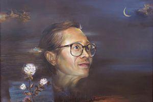 Bộ tranh tưởng niệm 20 năm ngày mất nhạc sĩ Trịnh Công Sơn