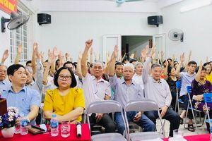 Phó Chủ nhiệm Ủy ban Pháp luật của Quốc hội Ngô Trung Thành được cử tri nơi cư trú tín nhiệm cao giới thiệu ứng cử