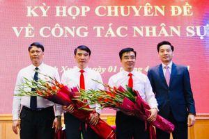 Ông Võ Đăng Dũng được bầu giữ chức Chủ tịch UBND quận Thanh Xuân