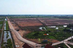 Đẩy nhanh tiến độ thi công các khu công nghiệp tại thị xã Quảng Yên