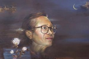 Nhạc sĩ Trịnh Công Sơn qua sắc màu ký ức họa sĩ Lê Sa Long