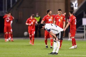 Đức thua sốc Bắc Macedonia trên sân nhà