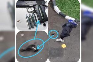 Đến sở cảnh sát Indonesia xả súng, 'sói đơn độc' hết đường sống