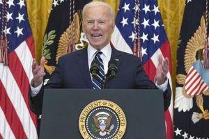 Ông Biden tiết lộ gói 2,6 ngàn tỉ 'đi tắt, đón đầu' Trung Quốc