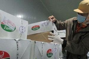 Thịt heo nhập khẩu tăng gần 400%