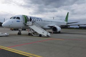 Máy bay Bamboo Airways từ Hải Phòng đi Côn Đảo chuyển hướng hạ cánh ở Hà Nội