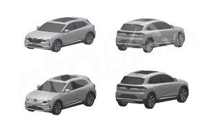 Lộ diện 2 mẫu ôtô mới được VinFast đăng kí bảo hộ tại Úc