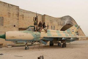 Lý do tiêm kích MiG là hy vọng duy nhất của Không quân Syria